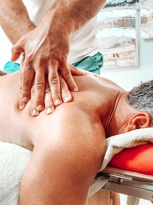 Massage énergétique 1h Augmentez votre niveau d'énergie avec un massage !