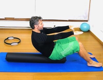 Pilates 1h en cours privé, Eliminez vos problèmes de dos!