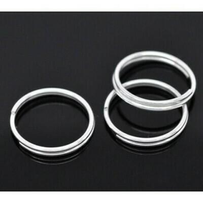 Anelli Briseé Silver 6, 8, 10 mm