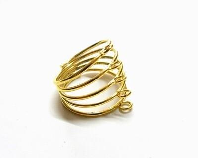 Base anello spirale