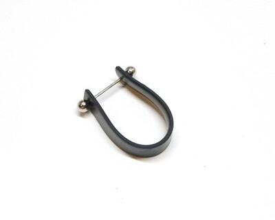 Base per anello in gomma