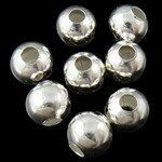 Palline in metallo 2 ,5-3 mm Silver