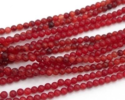 Giada 4 mm Rosso