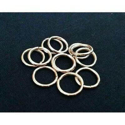 Anello Apribile Silver 4-6-8-10-12 mm