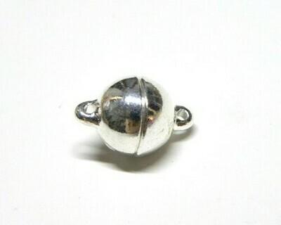 Calamita con anellini Silver 10-12 mm