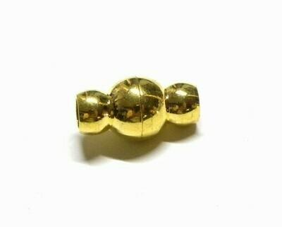 Calamita da incollo 11x20 mm Oro