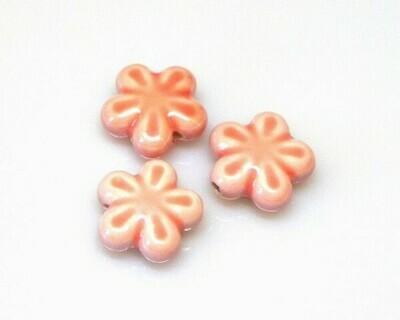 Fiore ceramica Rosa 18 mm