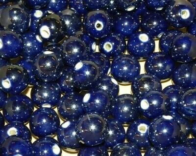 Sfere Ceramica blu 16 mm