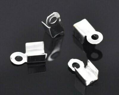 Ferma corda Silver 9x3,5-12x4,5 mm