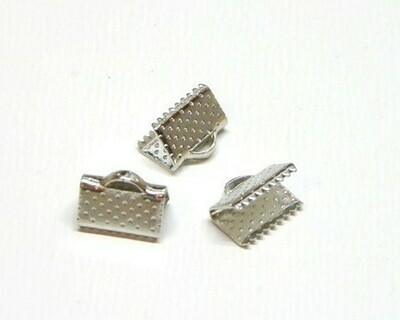 Terminali coccodrillo Metal 10-13-20-25 mm