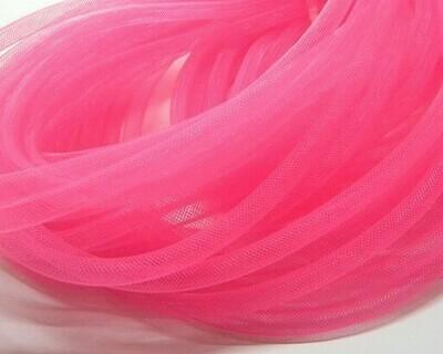Rete Nylon Rosa Fluo 8 mm