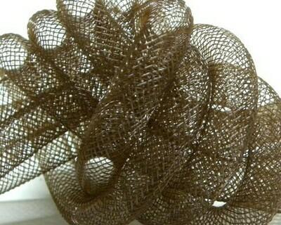 Rete Nylon Marrone 4-8 mm - 5 mt