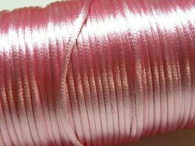 Coda di Topo Rosa 2 mm 5 Mt