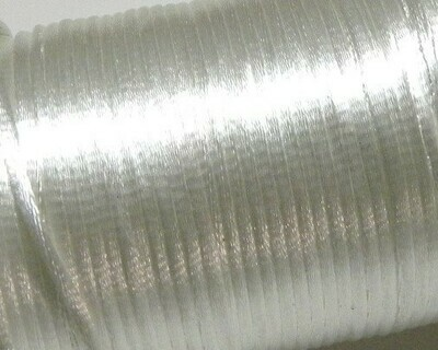 Coda di Topo Bianco 2 mm 5 Mt