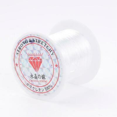 Filo di Nylon Trasparente 0,30-0,35 mm
