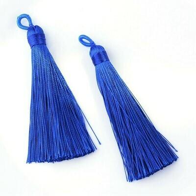 Nappina Blu elettrico 8 cm