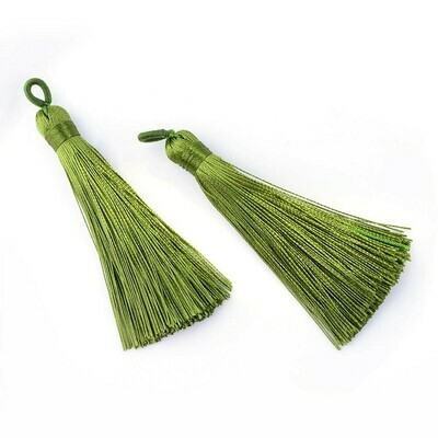 Nappina verde salvia 8 cm