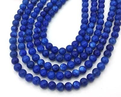 Giada Liscia 8 mm Blu