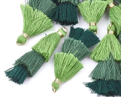 Nappine 3 colori Verde