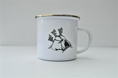 FFF Enamel Mug