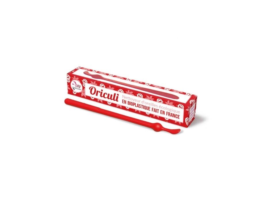 Oriculi oorstokje rood