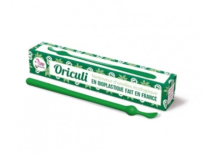 Oriculi oorstokje groen