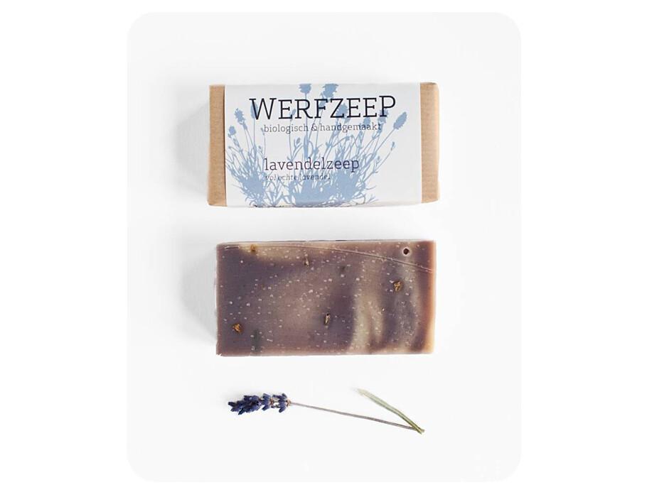 Werfzeep lavendelzeep - 100 gr - Lavendel