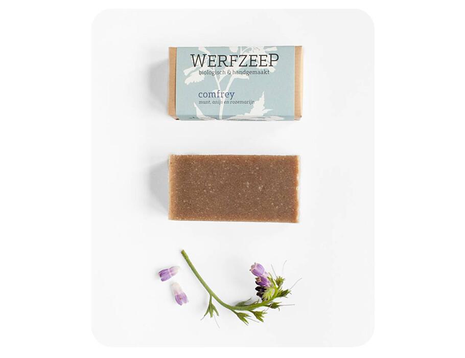 Werfzeep comfreyzeep - 100 gr - Comfrey