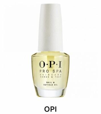 O.P.I Pro Spa products