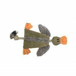 Good Boy Raggy Crinkle Duck