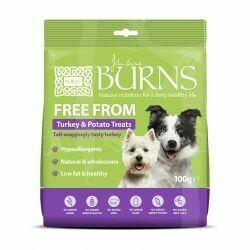 Burns Treats Free From Turkey & Potato