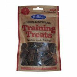 Hollings Training Treats Beef