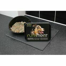 Nutriment Dog Adult Rabbit Formula 500G