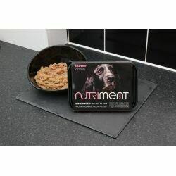 Nutriment Dog Adult Salmon & Chicken Formula 500G