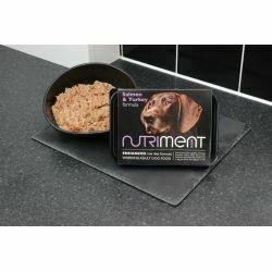 Nutriment Dog Adult Salmon & Turkey Formula 500G