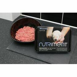 Nutriment Dog Weaning Paste 500G