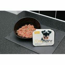Nutriment Dog Adult Turkey Dinner 200g