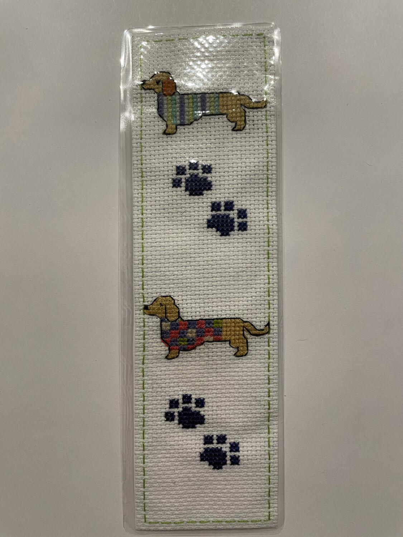 Handmade Pup Bookmark By Mel - 003