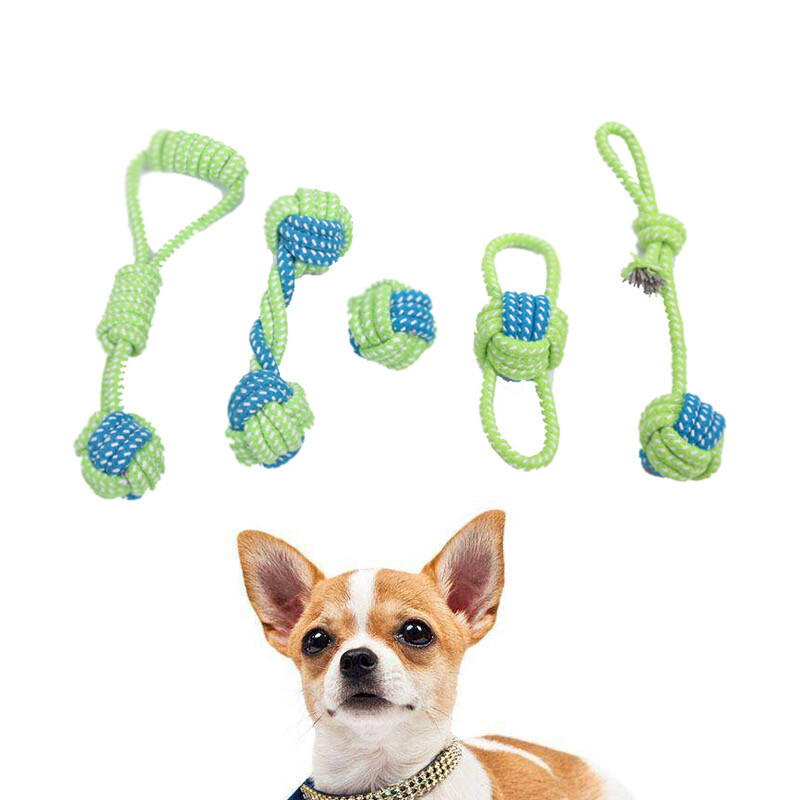 Mini Puppy/Toy Dog Rope Toys