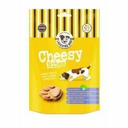 Laughing Dog Cheesy Bites