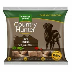 Country Hunter Nuggets Rabbit with Superfoods