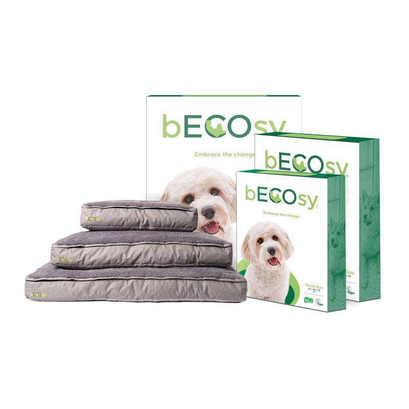 BECOSY® VEGAN PET BED