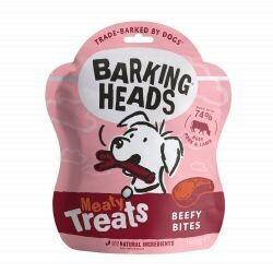 Barking Heads Meaty Treats Beefy Bites