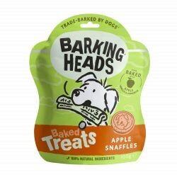 Barking Heads Apple Snaffles Baked