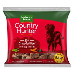 Country Hunter Nuggets Grass-Fed Beef with Superfoods