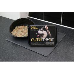 Nutriment Dog Adult Rabbit & Turkey Formula 500G