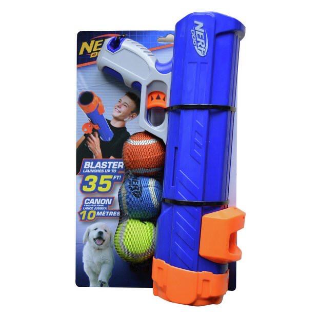 "Nerf Tennis Ball Blaster Mini (12"")"