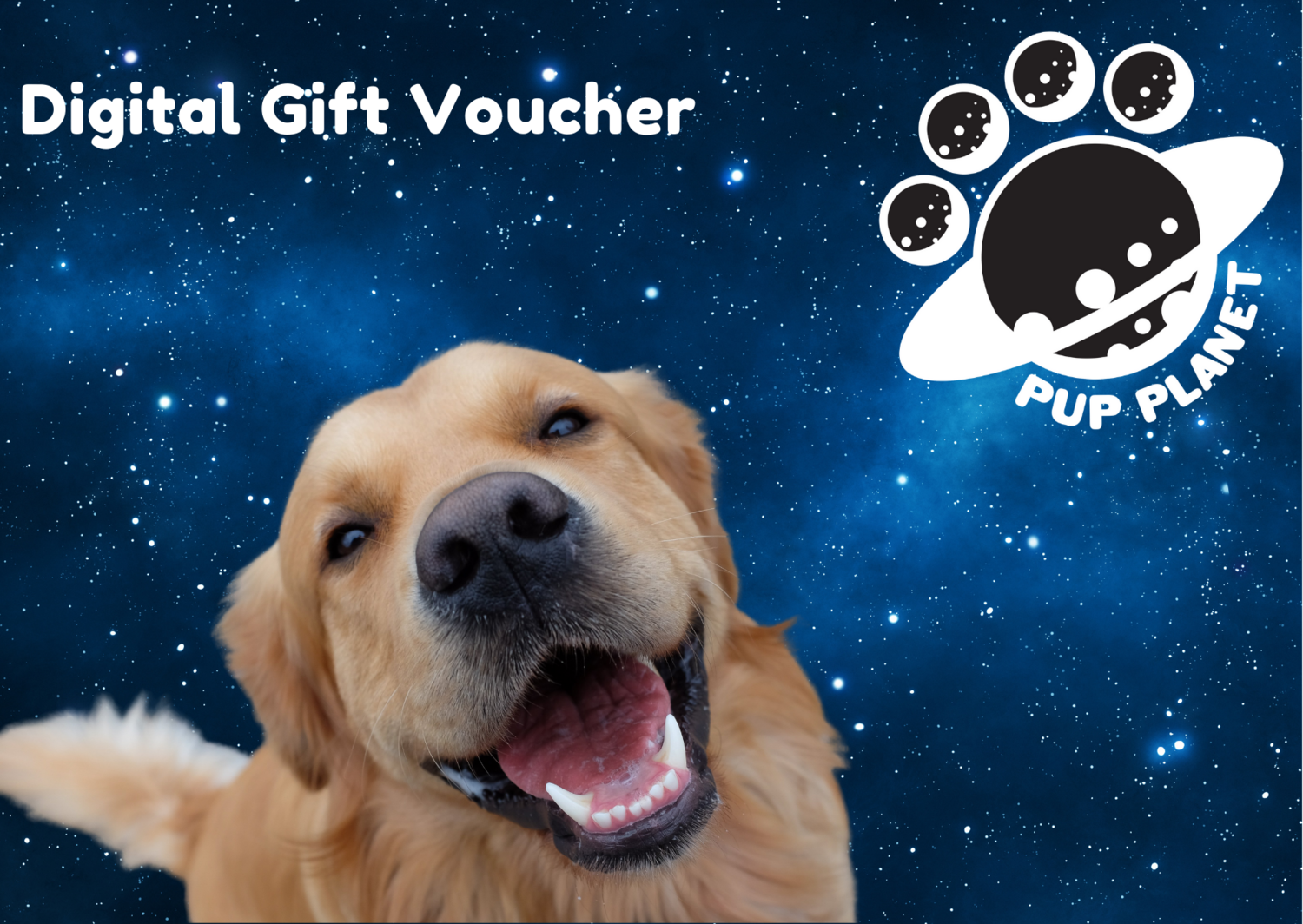 Pup Planet Digital Gift card