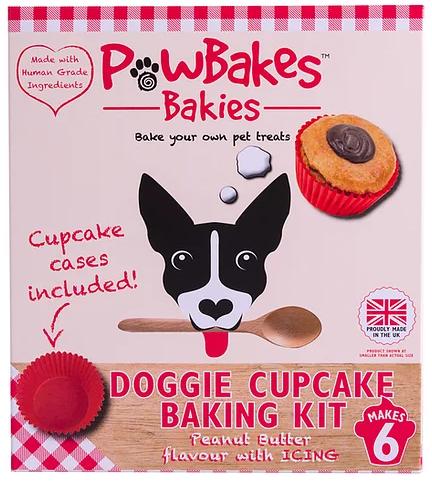 PawBakes Doggie Cupcake Baking Kit