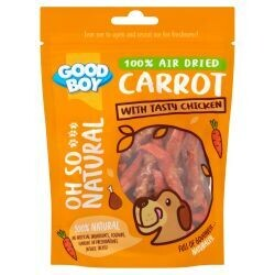 Good Boy Oh So Natural Chicken & Carrot
